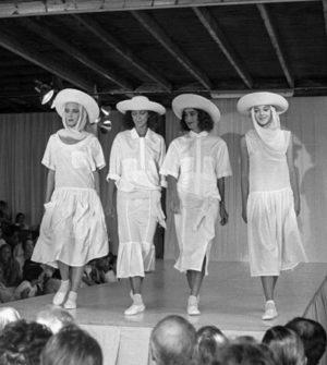 Passarel·la de moda adlib a Eivissa